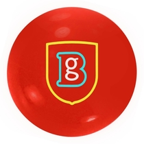 Bouncy Ball red
